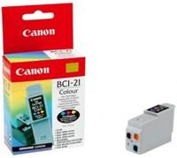 Чернильница Canon BCI 21 col. or