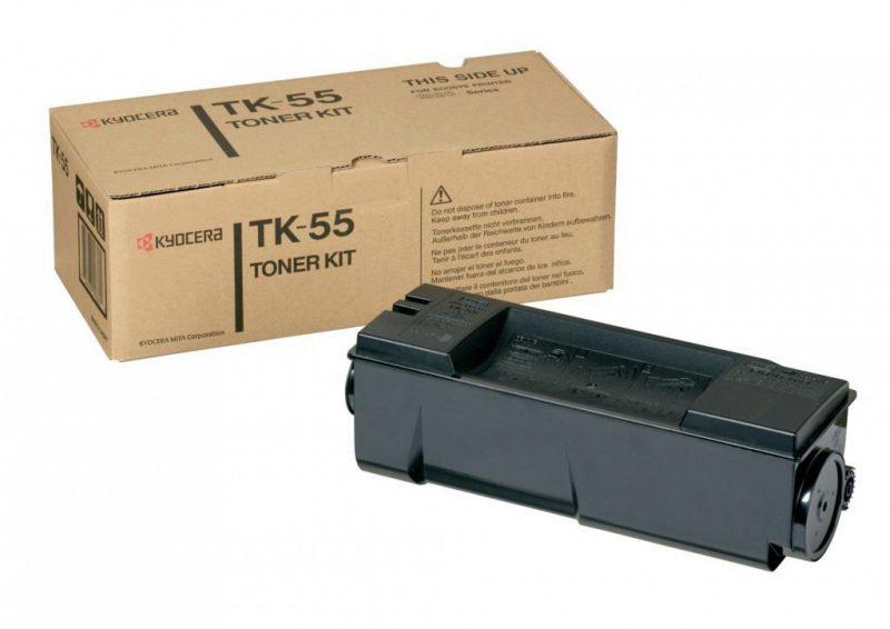 Тонер-картридж Mita FS-1920  (TK-55) Orig. (15000коп)